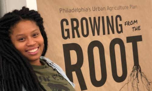 Ashley Gripper is the founder of Land Based Jawns and a Ph.D. Candidate at Harvard.