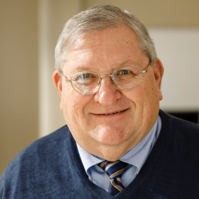 John M. Urbanchuk, chair of the Delaware Valley University Department of Agribusiness