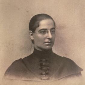 Portrate of Ida M. Block
