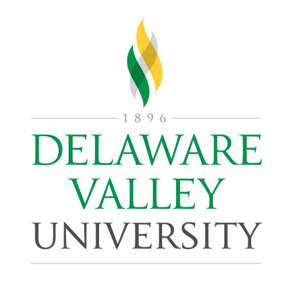 Delaware Valley University Square Logo