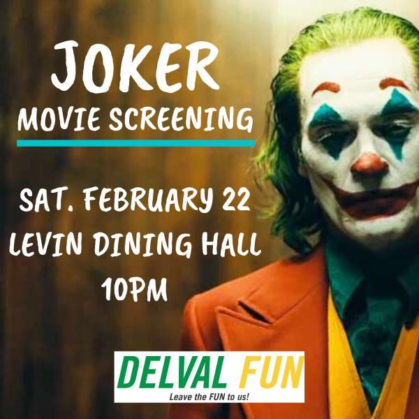 Joker movie screening