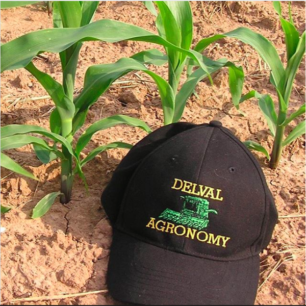 Delaware Valley University Agronomy (science of soil management and crop production) hat