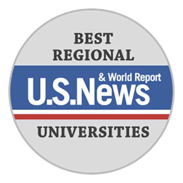 The US News Badge for Best Regional Universities